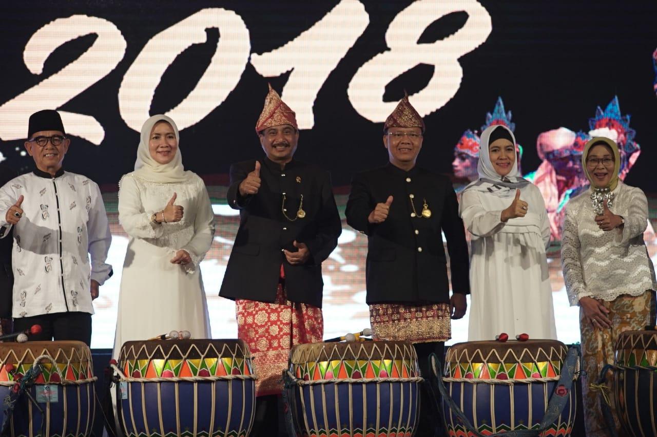 Festival Tabut Bengkulu , Kembali Masuk Kedalam 100 Calender Of Events