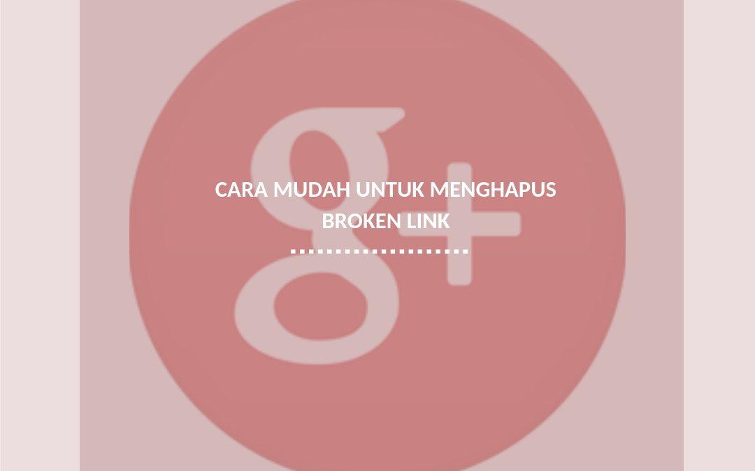Menghapus Broken Link G+ Comments di WordPress