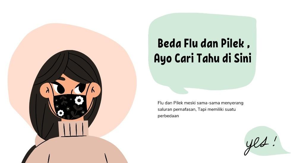 Beda Flu dan Pilek , Ayo Cari Tahu di Sini