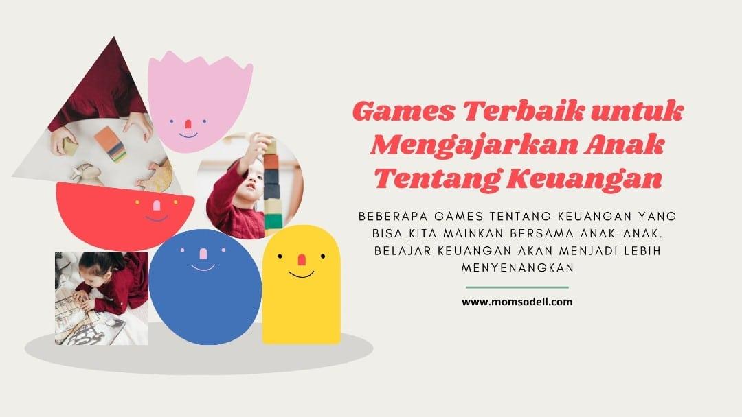 Games Terbaik untuk Mengajarkan Anak Tentang Keuangan