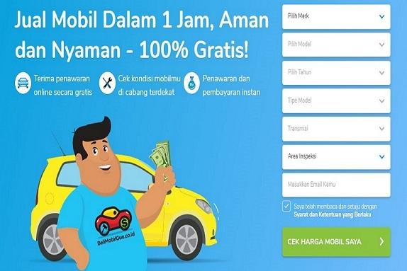 Cara pertama Jual Mobil Bekas Bali Melalui BeliMobilGue.co.id