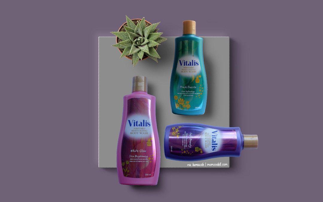 Merawat dan Memanjakan Tubuh dengan Vitalis Body Wash
