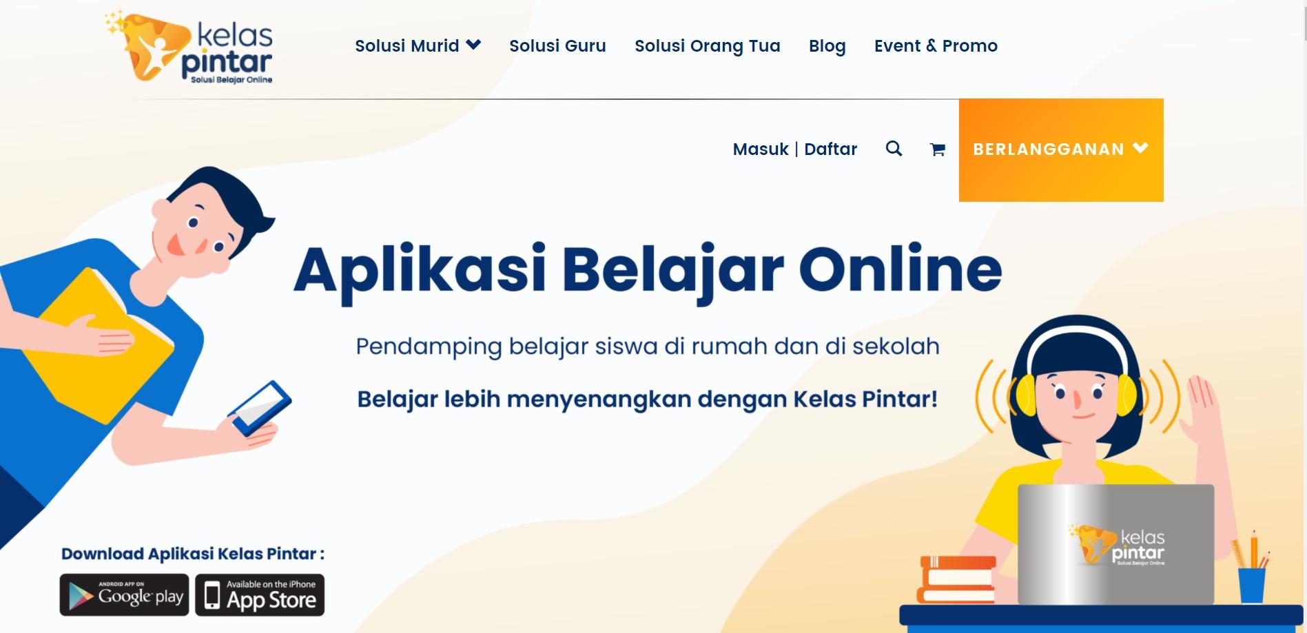 Kelas Pintar, Platform Bimbingan Belajar Online Terbaik